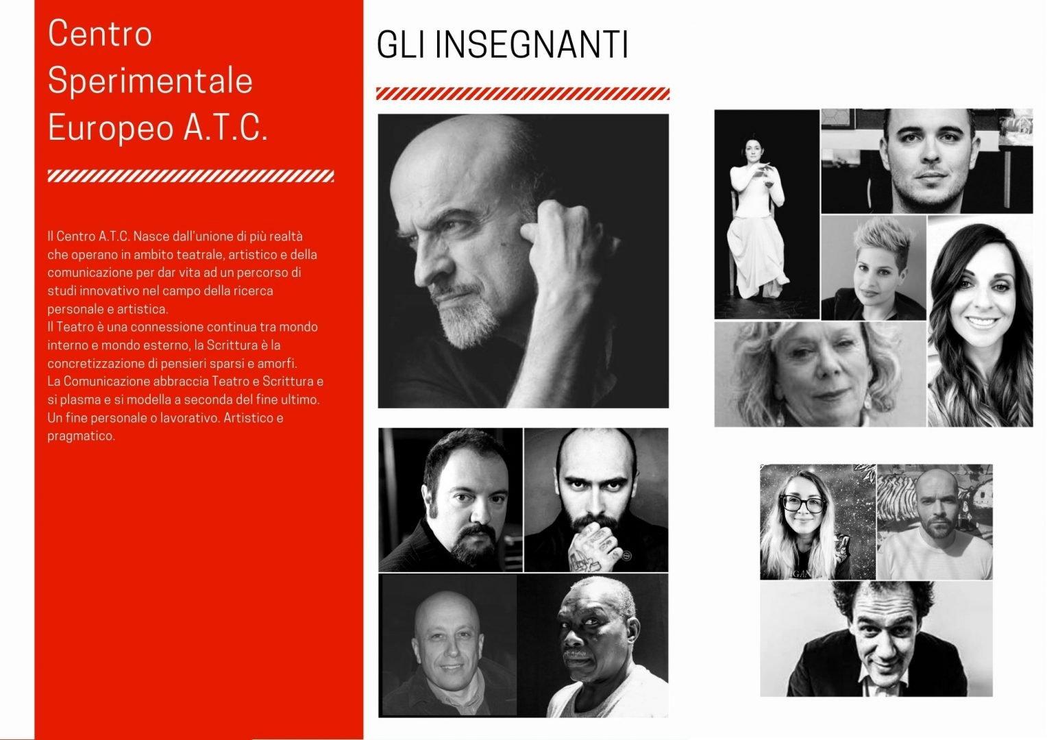 centro sperimentale europeo di teatro arte e comunicazione